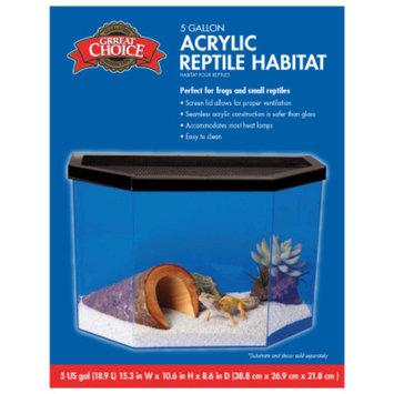 Grreat ChoiceA Acrylic Reptile Habitat