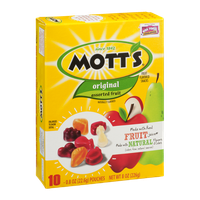 Mott's Original Fruit Flavored Snacks
