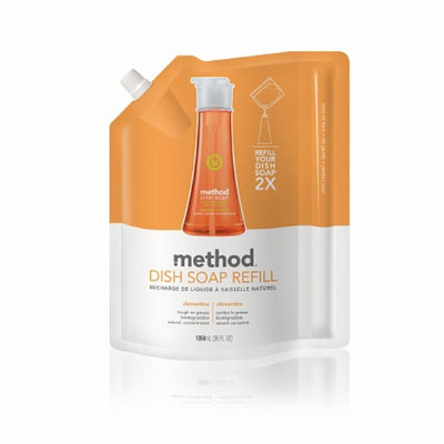 method Dish Soap Refill Clementine