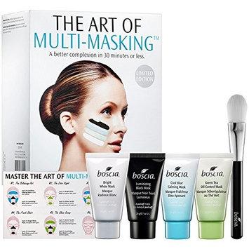 boscia The Art of Multi-Masking Skincare Kit ~ Limited Edition