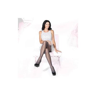 Sigvaris Allure 711PLLW99 15-20 Mmhg Large Long Panty Hose For Women Black
