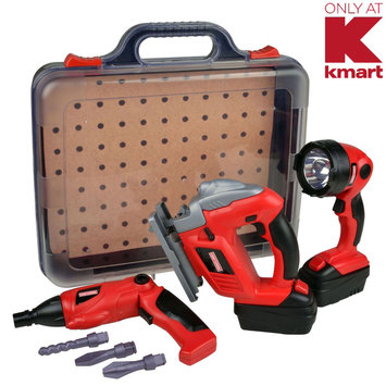 Red Box Toy Factory Limited My First Craftsman Power Tools with Carry Case