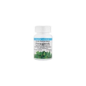 Eclectic Institute Fenugreek -- 600 mg - 90 Vegetarian Capsules