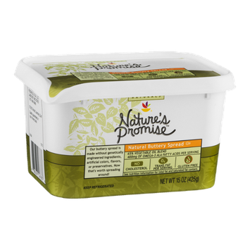 Nature's Promise Natural Buttery Spread