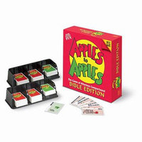 Talicor Christian Games Apples to Apples Bible Edition Board Game