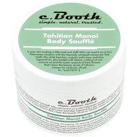 c. Booth Body Souffle - Tahitian Monoi - 8 oz