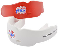 Bodyguard Pro NBA Adult Mouth Guard Team: Los Angeles Clippers