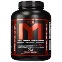 MTS Nutrition - Machine Whey Fluff Peanut Butter - 5 lbs.