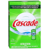 Cascade Dishwasher Detergent with Dawn Powder