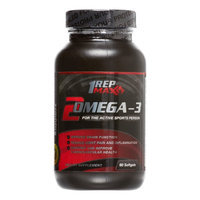 Oxylife Products Omega 3 - 60 softgels