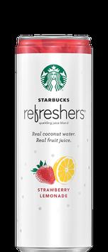 Starbucks Refresher Strawberry Lemonade