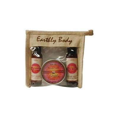 Earthly Body Skinny Dip Gift Bag 3Pc