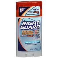 Right Guard Total Defense 5 Power Deodorant Solid