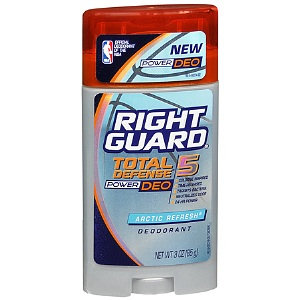 Right Guard Total Defense 5 Power Deodorant Solid