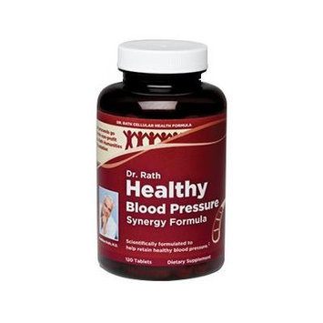 Healthy Blood Pressure Dr. Rath 120 Tabs