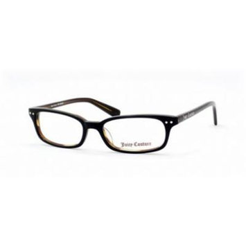 JUICY COUTURE Eyeglasses Countryside 0CW6 Black 50MM