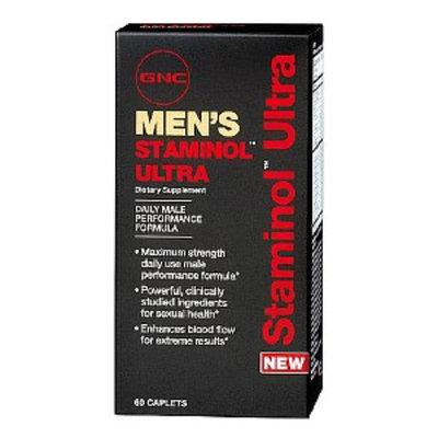 GNC Men's Staminol Ultra