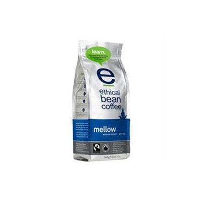 Ethical Bean Coffee - Organic Medium Roast Whole Bean Mellow - 12 oz.