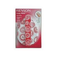 Revlon Crazy Shine Nail Buffer With Bonus File