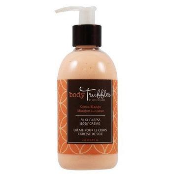 Upper Canada Soap   Candle Upper Canada Soap & Candle Body Truffles Silky Caress Body Cream, Cocoa Mango, 8-Ounce Bottles (Pack of 2)