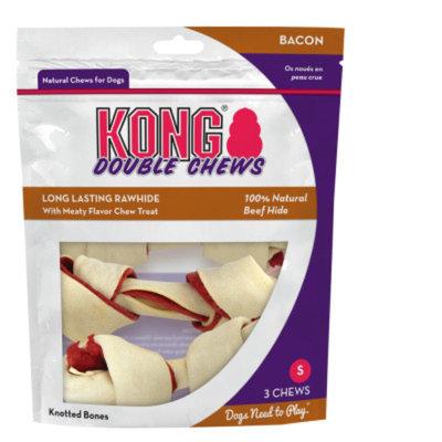 KONGA Double Chew Small Dog Treat