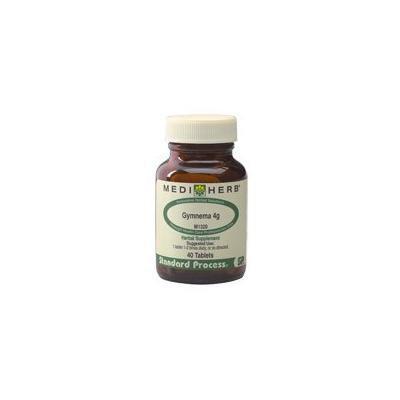 Gymnema 4g 40t By Medi Herb by Standard Process