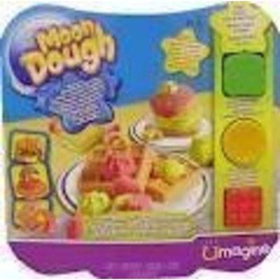 Spin Master Moon Dough Magical Molding Dough: Breakfast