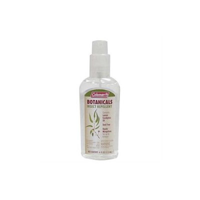 Coleman 4 oz. Botanicals Insect Repellent Pump Spray