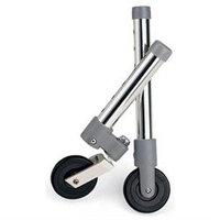 Medline Industries, Inc. Medline Swivel Wheels, 3 Inch, 1 pair