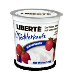 Liberté® Yogurt Mediterranee Strawberry