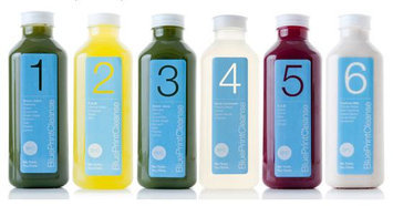 BluePrint Cleanse We Think. You Drink.