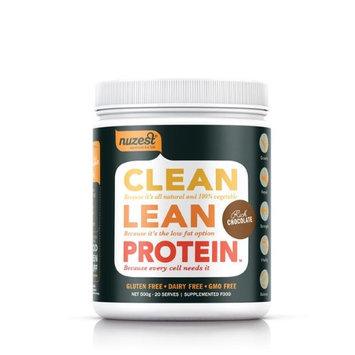 Clean Lean Protein Rich Chocolate NuZest 17.6 oz Powder