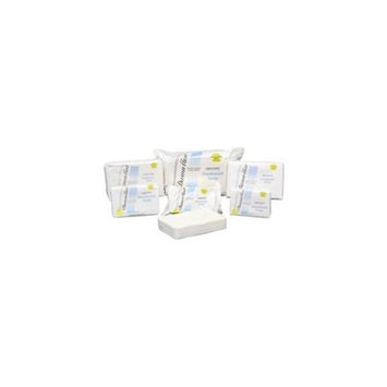 DUKAL CORPORATION DUKAL Corporation SP10 Soap, Facial, Bar - # 1, Individually Wrapped