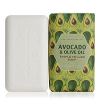 Crabtree & Evelyn Heritage Soaps Avocado & Olive Oil Triple Milled Soap
