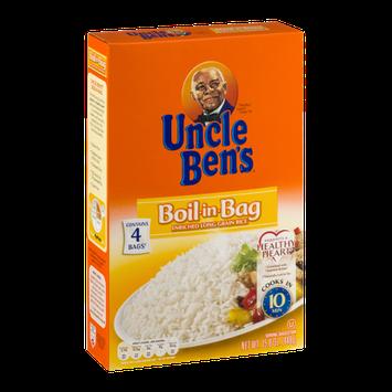 Uncle Ben's Boil-In-Bag Enriched Long Grain Rice - 4 CT