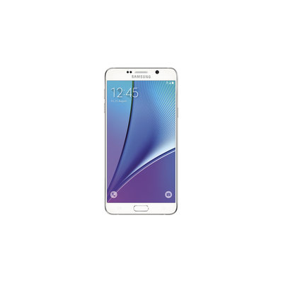 Samsung - Galaxy Note5 4g Lte With 32GB Memory Cell Phone - White Pearl (sprint)