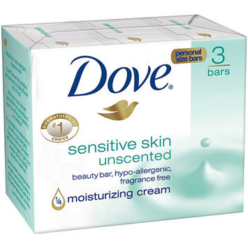 Dove Bar Soap - Sensitive Skin Unscented