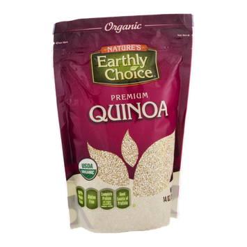 Nature's Earthly Choice Organic Premium Quinoa