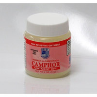 Sanvall Camphor Ointment - Pomada Alcanforada - Alcanfor Muscle Pain Relief