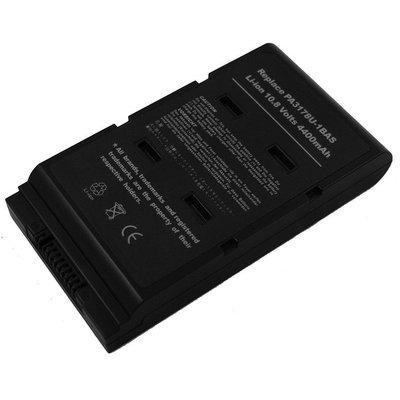 Laptop Battery Pros Toshiba: Portege A100 Series, Satellite 5000, Satellite 5005 Series, PA3123U, PA3178U, PA3211U Series