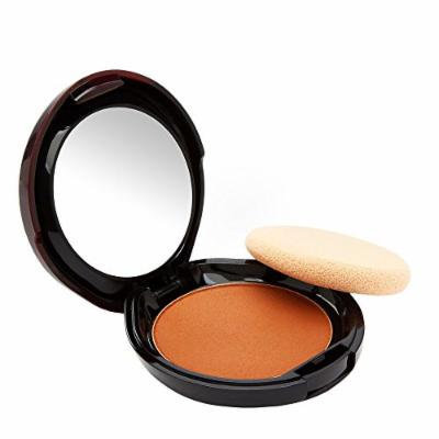 Shiseido The Makeup Compact Foundation w/Case D10 Natural Deep Bronze