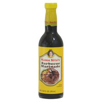 Mama Sita's Barbecue Marinade, 11.83-Ounce Bottle (Pack of 4)