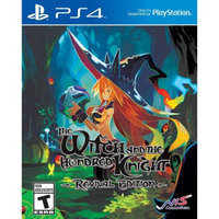 U & I Entertainment The Witch And The Hundred Knight: Revival Edition - Playstation 4