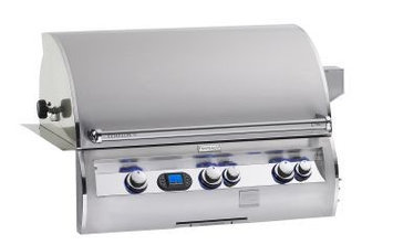 Fire Magic Echelon Diamond E790i Stainless Steel Built In Gas Grill E790i4E1pW