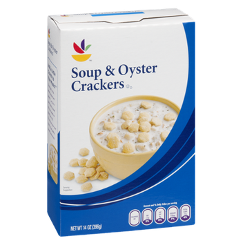 Ahold Soup & Oyster Crackers
