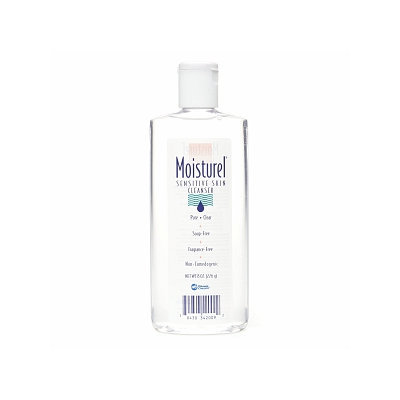 Moisturel Sensitive Skin Cleanser