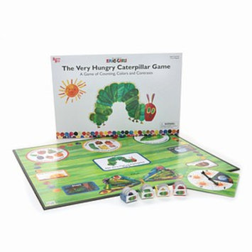 Very Hungry Caterpillar Game, Age 3+, 1 ea