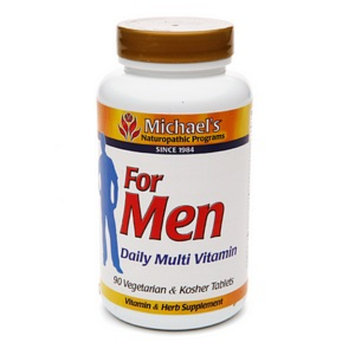 Michael's Naturopathic Programs For Men Daily Multi Vitamin