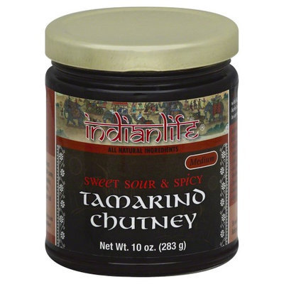 Indian Life Foods BPC1025113 Indian Life Foods Chutney Tamarind - 6x10 OZ