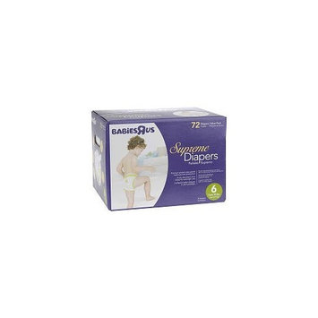 Especially For Baby Babies R Us 72 Ct Super Value Box Diapers - Size 6